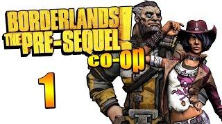 видео Прохождение Borderlands: The Pre-Sequel. Тайная комната