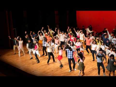 Hard Work(Fame) - PolyU Choir 20th AP - Prime
