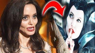 🔴 Angelina Jolie el Lado Oscuro