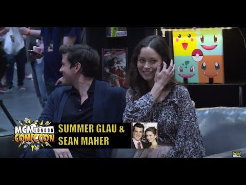 Summer Glau & Sean Maher Interview @MCM London May 2017