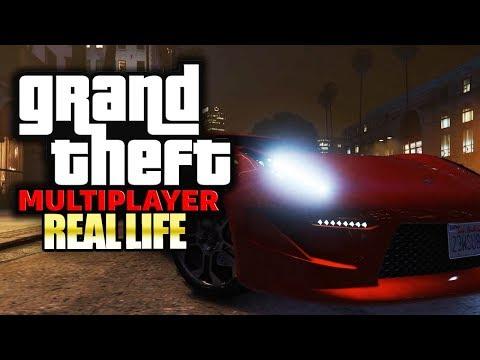Der Todeswagen 🎮 GTA 5: REAL LIFE (Roleplay) #040