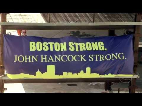 2013 Boston Marathon: Marathon Strong