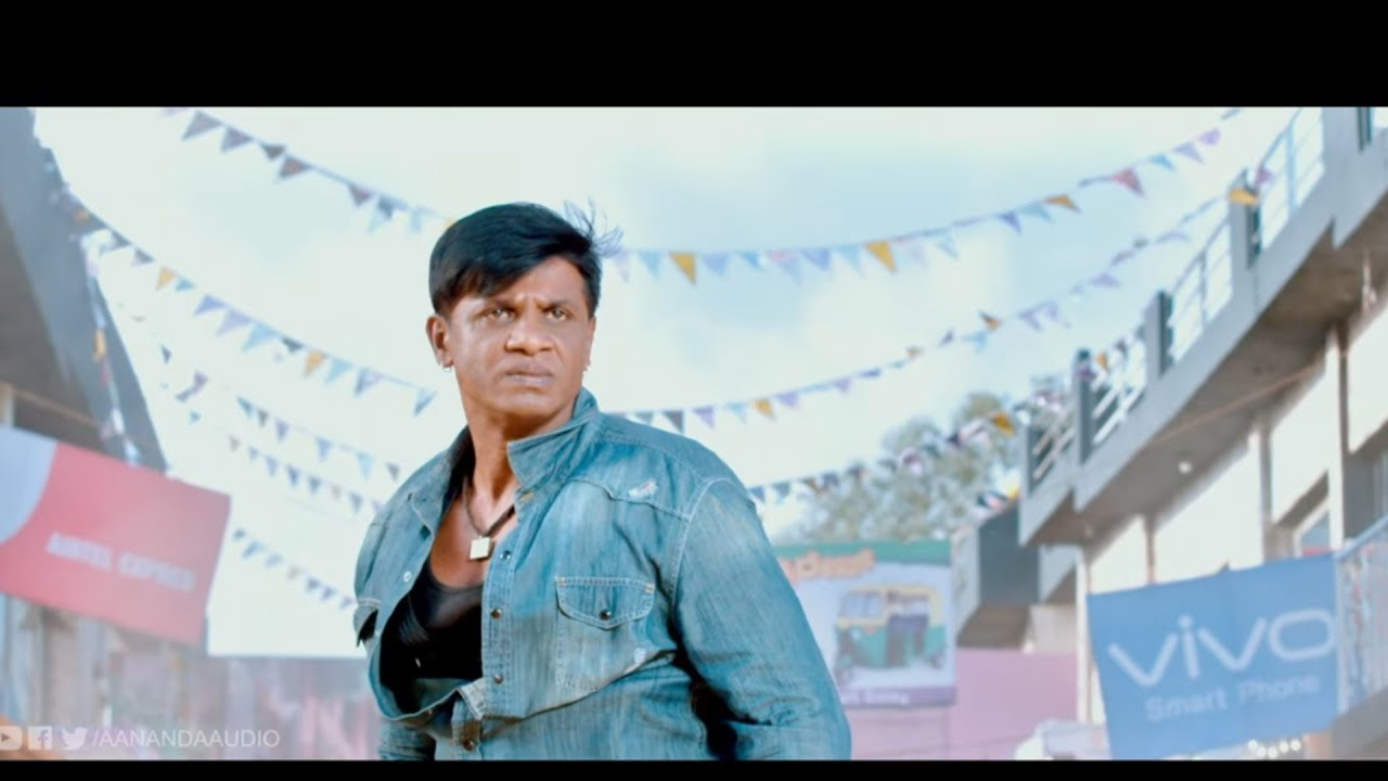 DUNIYA VIJAY// NEW KANNADA SUPER HIT ACTION MOVIE 2018
