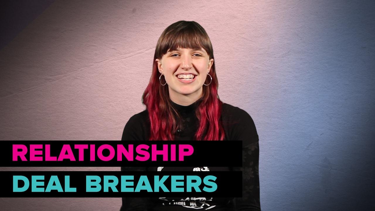 Top 5 Dating-Deal-Breaker für u.s. Singles