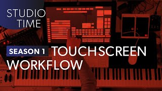 Episode 8: Touchscreen Workflow - Studio Time with Junkie XL