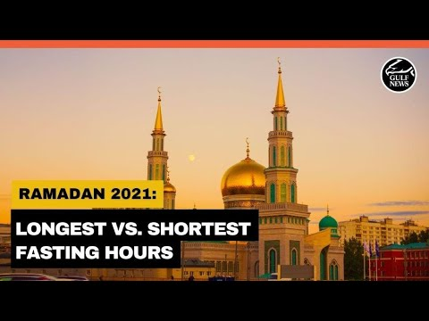 Ramadan 2021: What you need to know about the Islamic holy month