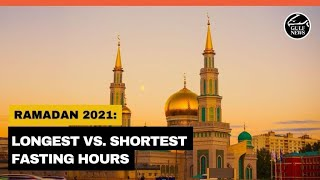 Ramadan 2021: Longest And Shortest Fasting Times In The World