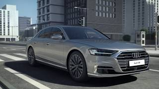 The all-new Audi A8 - Active Suspension