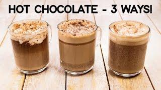chocolate recipe with cocoa powder HOMEMADE dark CHOCOLATE