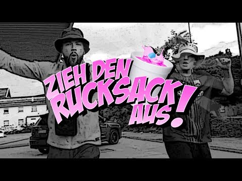Kollegah & Farid Bang ✖️  ZIEH DEN RUCKSACK AUS ✖️ [ official Video ]