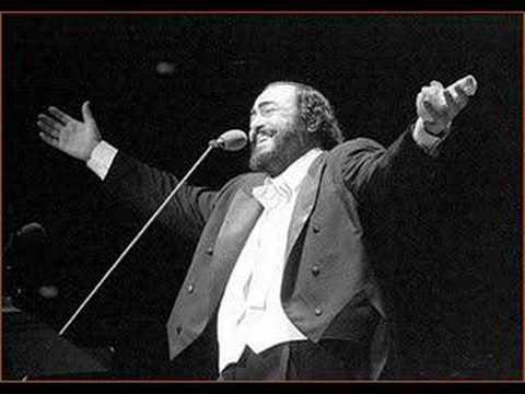 Luciano Pavarotti - Funiculì, Funiculà