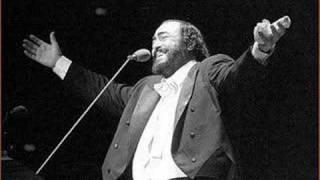 Luciano Pavarotti Funiculì Funiculà