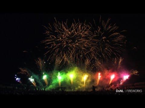 Feuerwerk wettbewerb Hannover 2013 | Flash Barrandov | HQ audio - HD