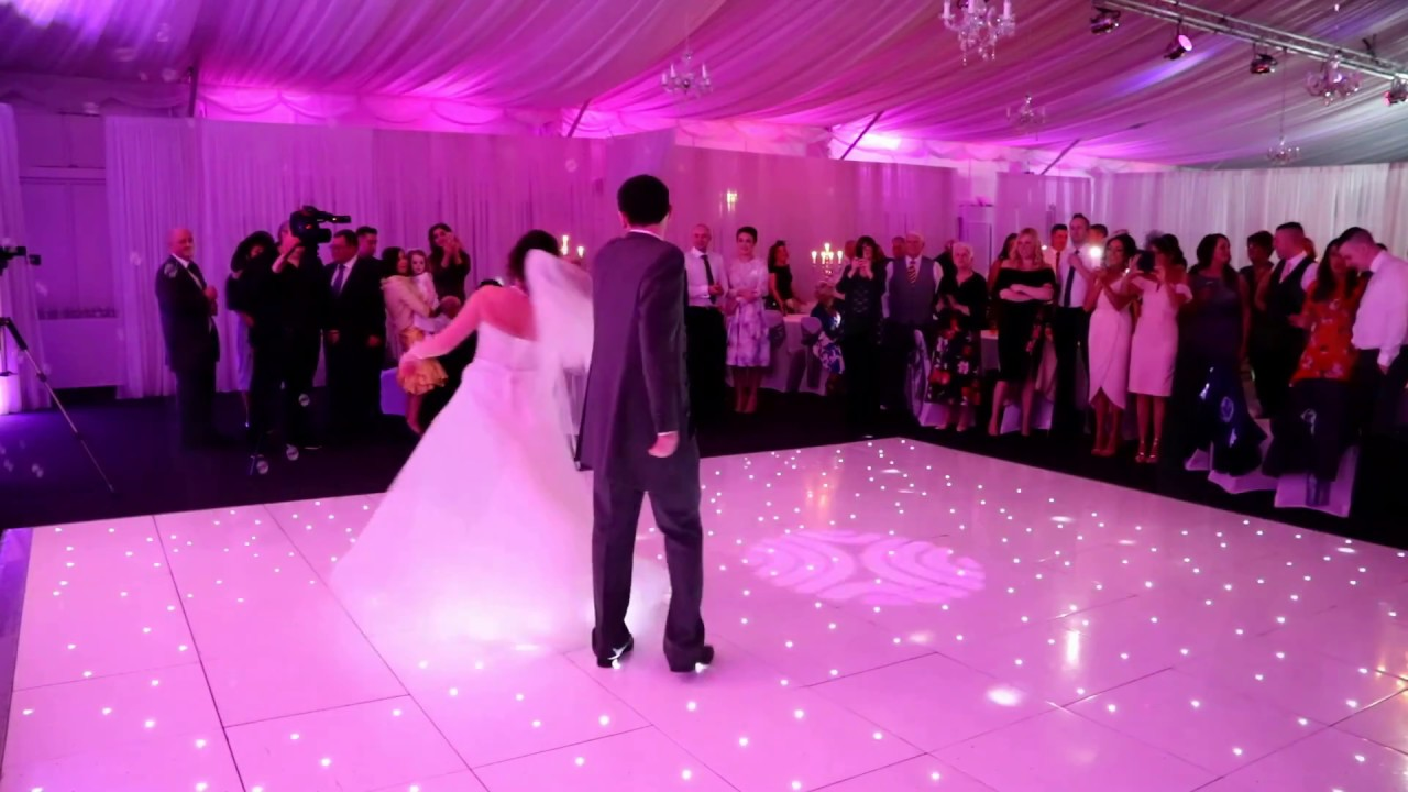 Cheryl & Brian Wedding Highlights - YouTube