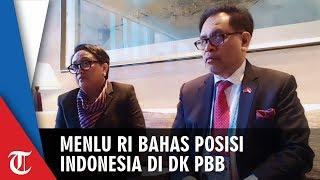 Ke Beijing, Menlu Retno Bahas Posisi Indonesia di DK PBB
