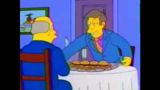 steamed hams but i recorded a friend reading the script