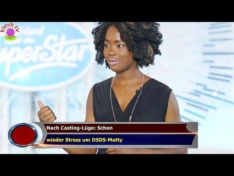 Nach Casting-Lüge: Schon  wieder Stress um DSDS-Matty