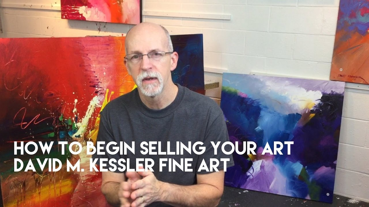 How To Sell My Abstract Paintings Sell Your Art