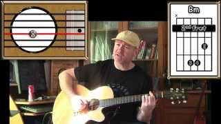 Let It Be Me - The Everly Brothers - Acoustic Guitar Lesson