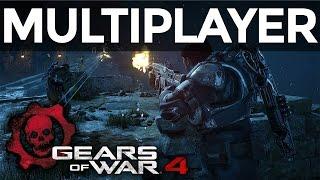 GEARS OF WAR 4 - MULTIPLAYER Gameplay ITA