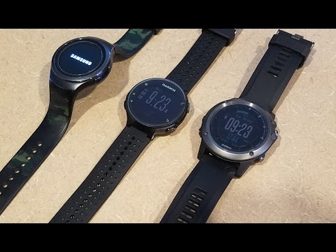 Best Running Watch Garmin Forerunner 235 Vs Garmin Fenix 3 HR Vs Samsung Gear S2 / S3 Review