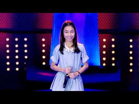The Voice Kids Thailand - น้ำตาล วริศรา - ปูนาขาเก - 11 May 2013