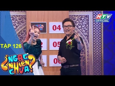 HTV NGẠC NHIÊN CHƯA | NNC #126 FULL | 7/3/2018