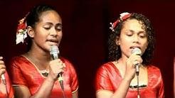 Fijian Gospel Singers - BULA DREDRE- Fiji Grace Teens