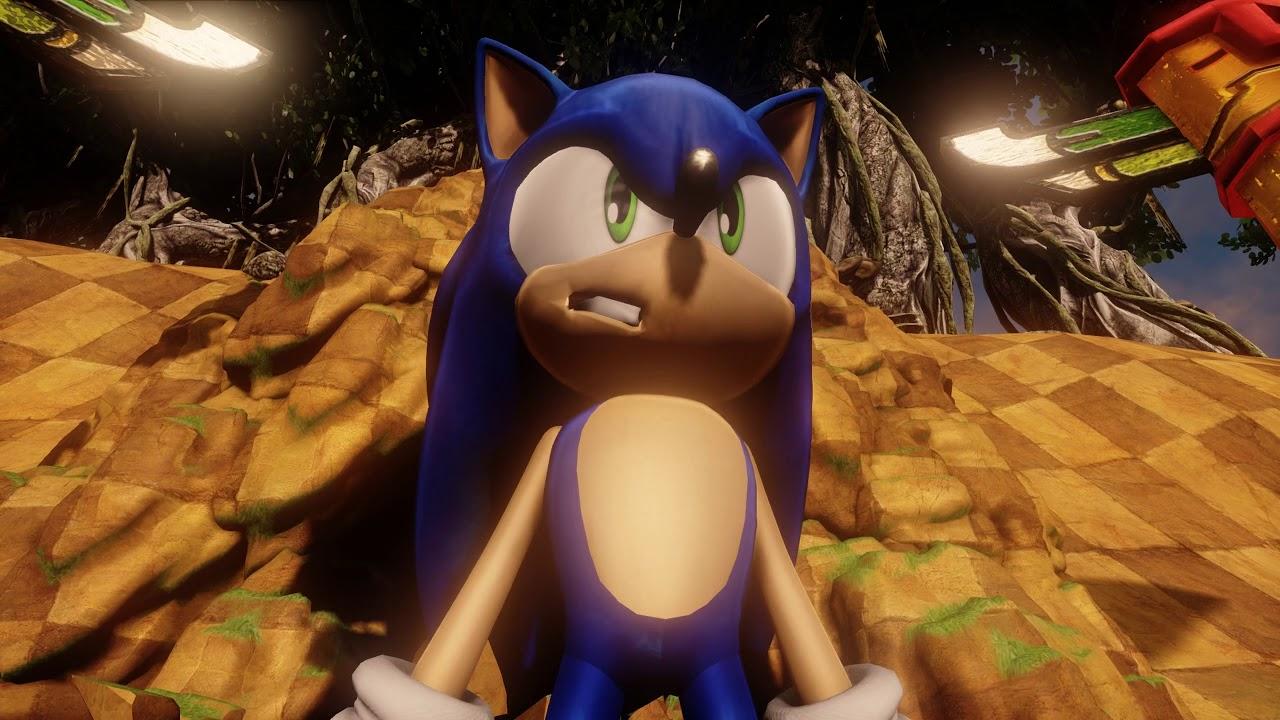 Sonic Adventure 3 - Fan Game