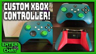 How to make custom Xbox Series…