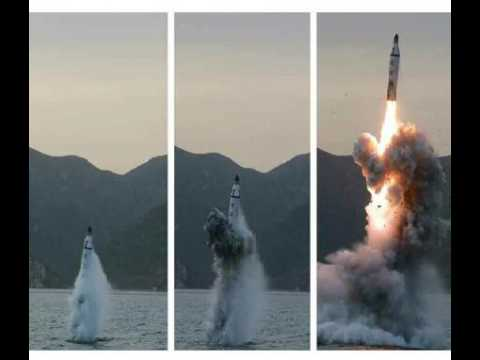 North Korea Fires Submarine Launched Ballistic Missile Toward Japan