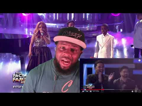 TNT Boys as Mariah Carey & Boyz II Men -