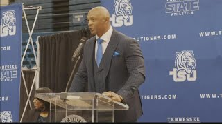 Tennessee State Hires Eddie George As Head Football Coach