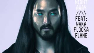 Download Steve Aoki and Waka Flocka Flame: Rage The Night Away (Clean radio edit) MP3 song and Music Video