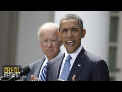 """Chris Hedges on Obama Decision to Attack Syria and """"Give Congress a Voice"""""""