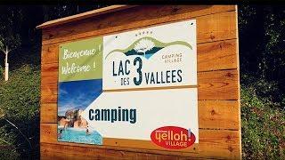 Camping Yelloh! Village Le Lac des 3 vallées à Lectoure - Camping Gers - Midi-Pyrénées - Campagne