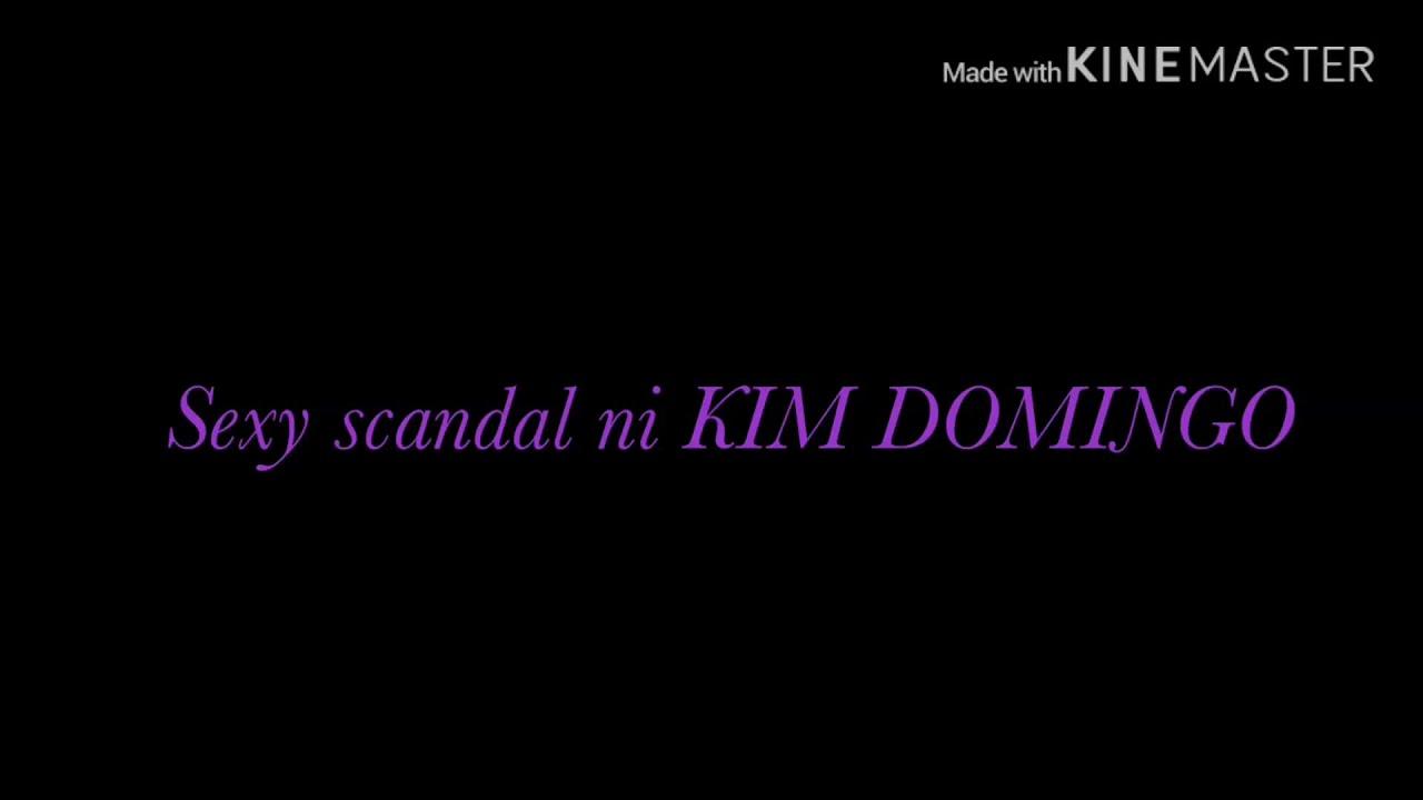 Kim domingo scandal