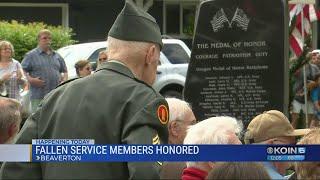 Local vets remembered in Memorial Day ceremonies