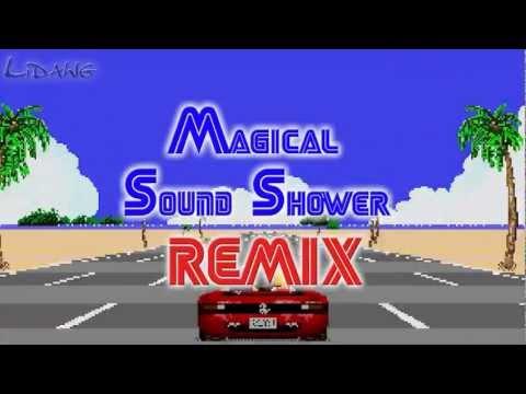 OutRun - Magical Sound Shower Remix (This ain't no Shower, it's a Downpour)