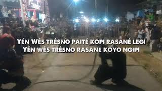 Lirik Lagu Jaranan prei kanan kiri Samboyo Putro