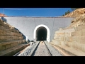New tunnel bangalore to hassan near solur tunnel entry