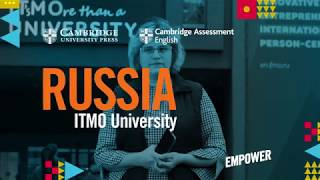Cambridge English Empower - Impact Study in Russia - ITMO University