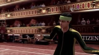 Virtua Tennis 4 - PS3 - Tha Legendary MC.Kid Vs The King TG