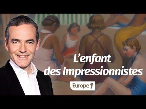 Au cœur de l'Histoire: L'enfant des Impressionnistes (Franck Ferrand)