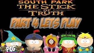 South Park Stick of Truth  ♠ EP 4 Breaking Romper Stomper out of Jail
