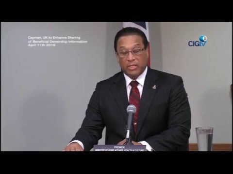 Beneficial Ownership Press Conference, April 11 2016