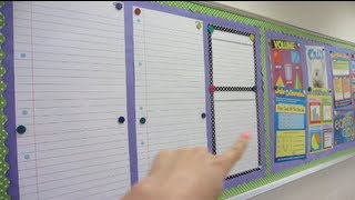 Classroom Organization Ideas for Teachers: Helping Ashley Organize The Classroom!