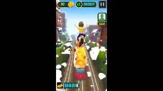 Subway Rush Runner #3 | Android Gameplay | Friction Games