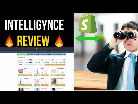 Intelligynce Review: Spy on Shopify Stores I Get Your $20 OFF Discount