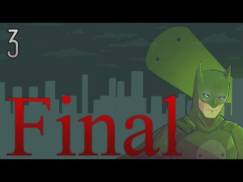 Cry Plays: Batman - The Enemy Within [Ep1] [P3] [Final]